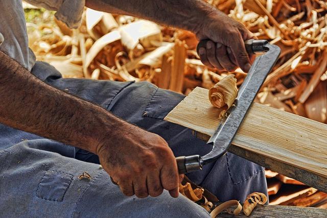 Wood Finishing Location